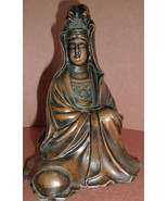 Chinese Kwan-Yin Goddess of Mercy and Compassio... - $255.00