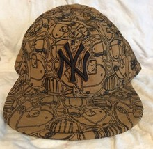New Era 59FIFTY NYY NEW YORK YANKEES - Gold Cap MLB Baseball Fitted Hat ... - $17.32
