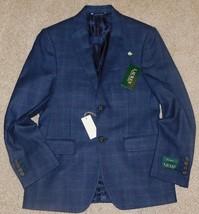 $350! New Ralph Lauren SILK/WOOL Plaid Sport Coat Blazer Jacket Men's 36S 36 Nwt - $80.75