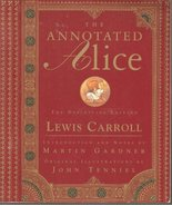The Annotated Alice: The Definitive Edition Lewis Carroll and Martin Gar... - $24.75