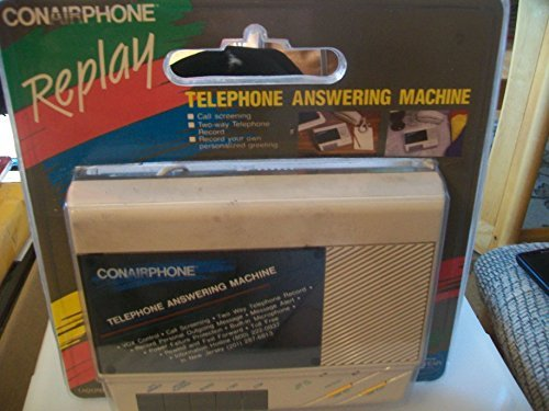 Primary image for Conairphone Replay Telephone Answering Machine