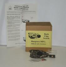 Hargrove Gas Log  BCS Bark Chip Switch Millivolt Valve Accessory image 1