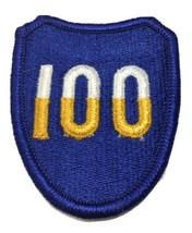 Vietnam Era U.S. Army 100th Infantry Division Color Merrow Patch - $3.95