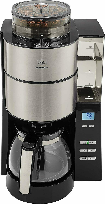 Melitta 1021-21 Coffee Maker Of Drip 1000 W 42.3oz Stainless Steel - $471.93