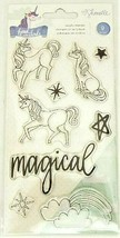 Shimelle Head in the Clouds Magical Unicorn Stamp Set