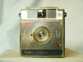 Kodak Brownie Fiesta Vintage Camera - Nice - - $20.00