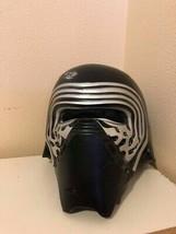 Cosplay Costume Adult Star Wars Kylo Ren Helmet Rubie's - $8.12