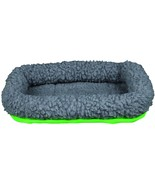 Trixie Pet Products 62702 Cuddly Bed For Small Animals, Green/Grey, 30 X... - $22.93