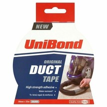 Unibond Duct Tape Silver 25m - $15.35
