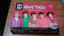 1D Girl Talk Game - $3.00