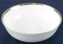 "Rosenthal Gloriette Platin 8"" Round Vegetable Serving Bowl, Germany, EXC... - $23.99"