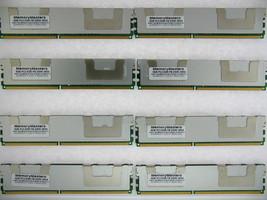 64GB (8x8GB) DDR2 FB Fully Buffered PC2-5300F 667 Memory HP Workstation xw8600
