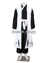 Bleach Ichimaru Gin Cool Halloween Cosplay Costume Halloween cos3038 - $74.99