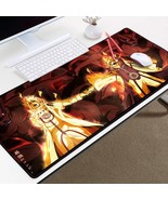 Mairuige® Anime Mousepad Naruto Uzumaki Immortal Model Table Mats Large - $23.93+