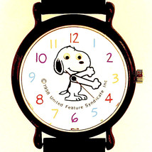 Peanutes Snoopy, Eyes Blink Arms Point Time, Ne... - $196.86