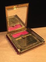 40s KLIX gold squeeze-open makeup compact