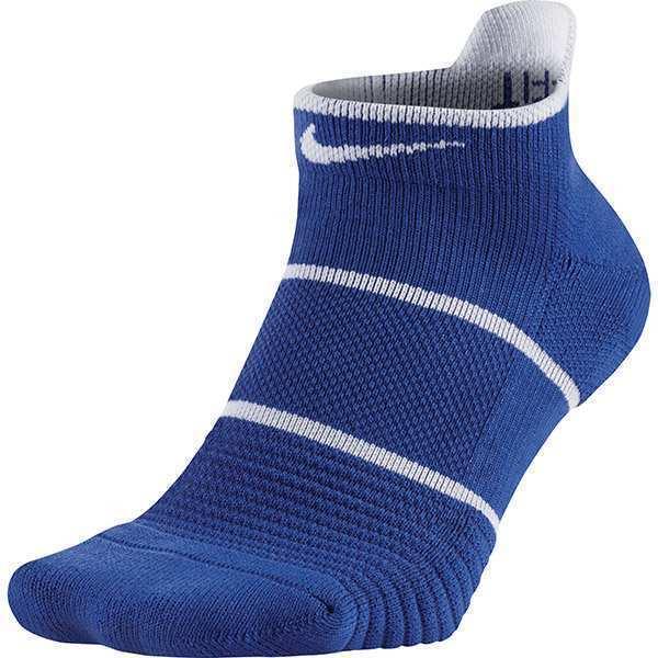 New Nike Court Essential No Show Tennis Dri-Fit Socks L SX6914 Rafa Federer L/R