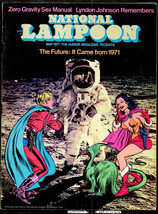 National Lampoon #14, May 1971 - Future issue - $15.00