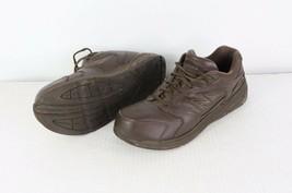 New Balance 927 Herren Größe 12 2E Leder Schnürer Wanderschuhe Sneakers ... - $62.16