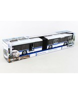 Daron RT8563 New York City MTA Metro Articulated Electric Bus 1:43 Scale... - $32.91