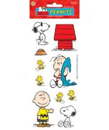 Peanuts Snoopy scrapbook sticker sheet - Sandylion - New - $1.25