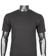 "Hanes Men's Size 4XLT, Black Cotton Preshrunk T-Shirt, ""Beefy-T"" Heavy W... - $9.74"