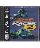 Moto Racer 2 (Sony PlayStation 1, 1998) - $8.91