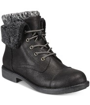 Cliffs by White Mountain Duena Lace-Up Booties Size 10 - £42.70 GBP