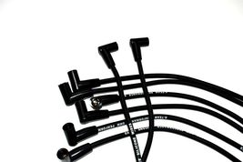 Chevrolet Chevy GM HEI Distributor with Spark Plug Wires + HEI Pigtail Harness image 6