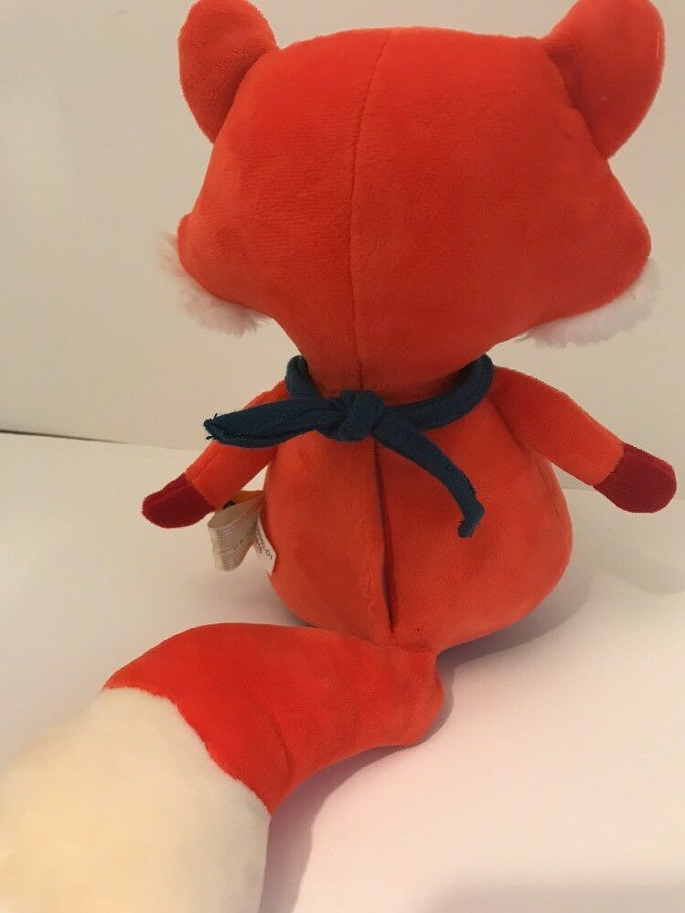 B Happy Yappies Pipsqueak the Fox Talk Back Plush Stuffed Animal B Chatty B You