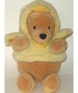 1/2 Price! Winnie Pooh Plush Bear Easter Spring Chick Costume - $6.00