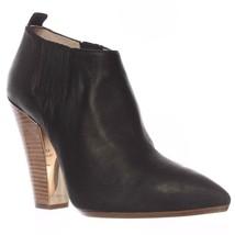 MICHAEL Michael Kors Lacy Ankle Boots, Black, 7 US / 37 EU - $147.83