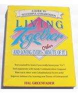 Living Together Guide to Successful Co Habitation Humor Book - $6.49