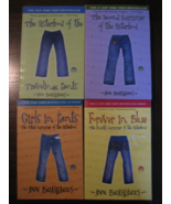 Ann Brashares Sisterhood of the Traveling Pants books 1-4 - $22.00