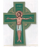 "Celtic Icon Crucifix - 19"" Wall cross - $212.95"