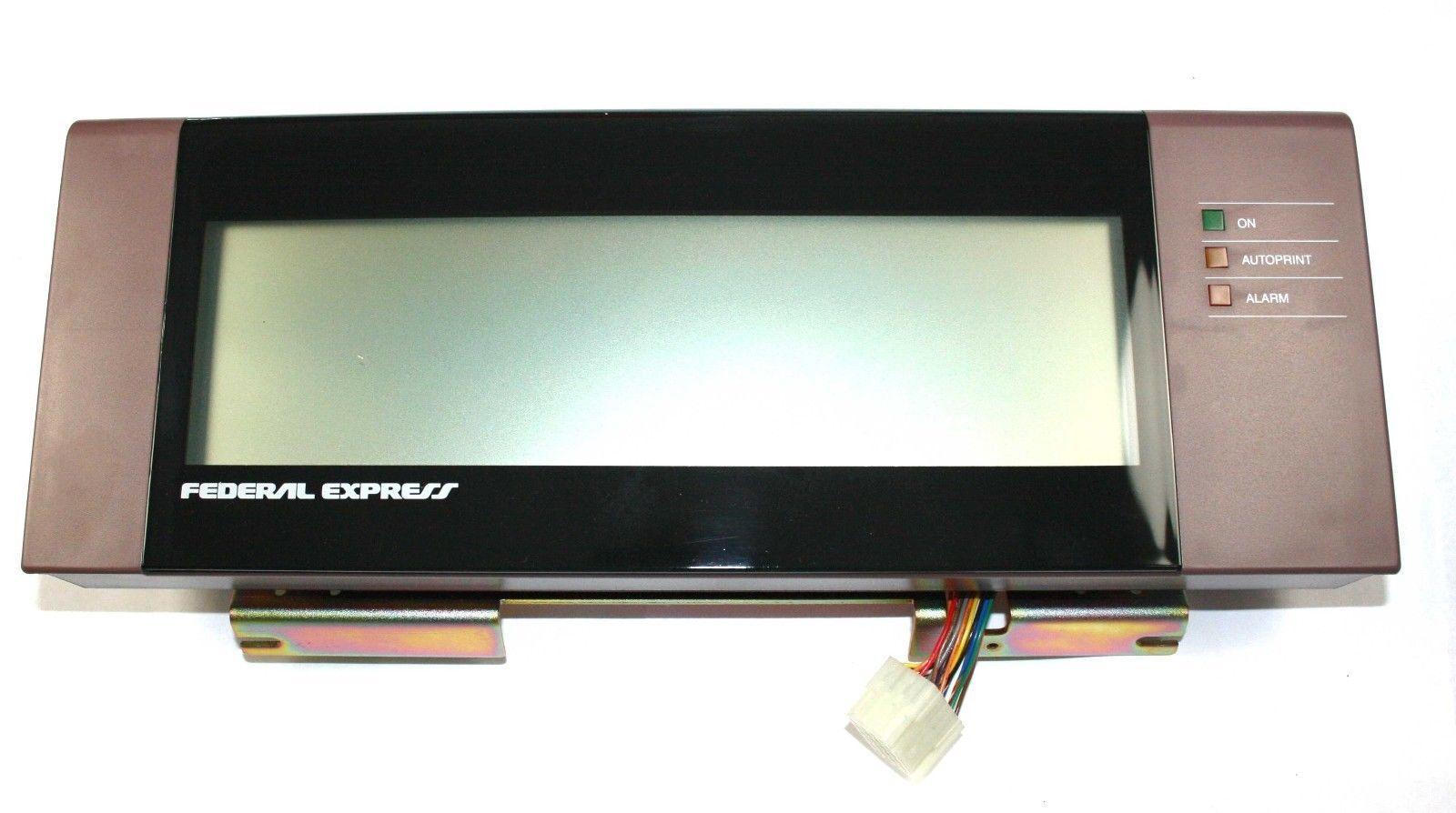 Hitachi LM215 128x480 Dot LCD Display - 23cm x 6cm.   ( 28L071 ) - $37.10