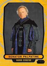 2012 Topps Star Wars Galactic Files #7 Senator Palpatine > Naboo Senator - €0,86 EUR