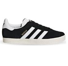 adidas Originals Gazelle J Black White BB2502 Junior Kids Sneakers - $49.95