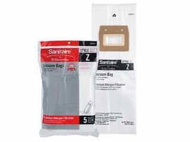 Genuine Eureka Sanitaire Style Z Vacuum Bags Premium Allergen Type Vac 63881A-10 - $7.21+