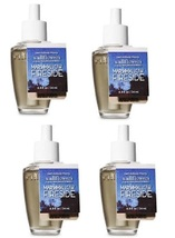 Lot of 4 Bath & Body Works Marshmallow Fireside Wallflower Home Fragranc... - $25.99