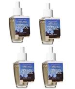 Lot of 4 Bath & Body Works Marshmallow Fireside Wallflower Home Fragranc... - $25.99