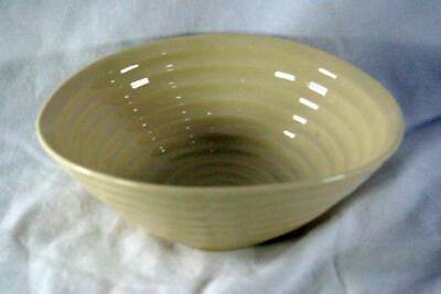 Portmeirion Sophie Conran Biscuit Coupe Soup Bowl