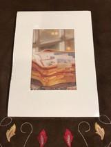"""Longaberger Star Basket 5"""" x 6 1/4"""" Holiday Cards Set 2001 Printed in USA NIP - $24.44"""