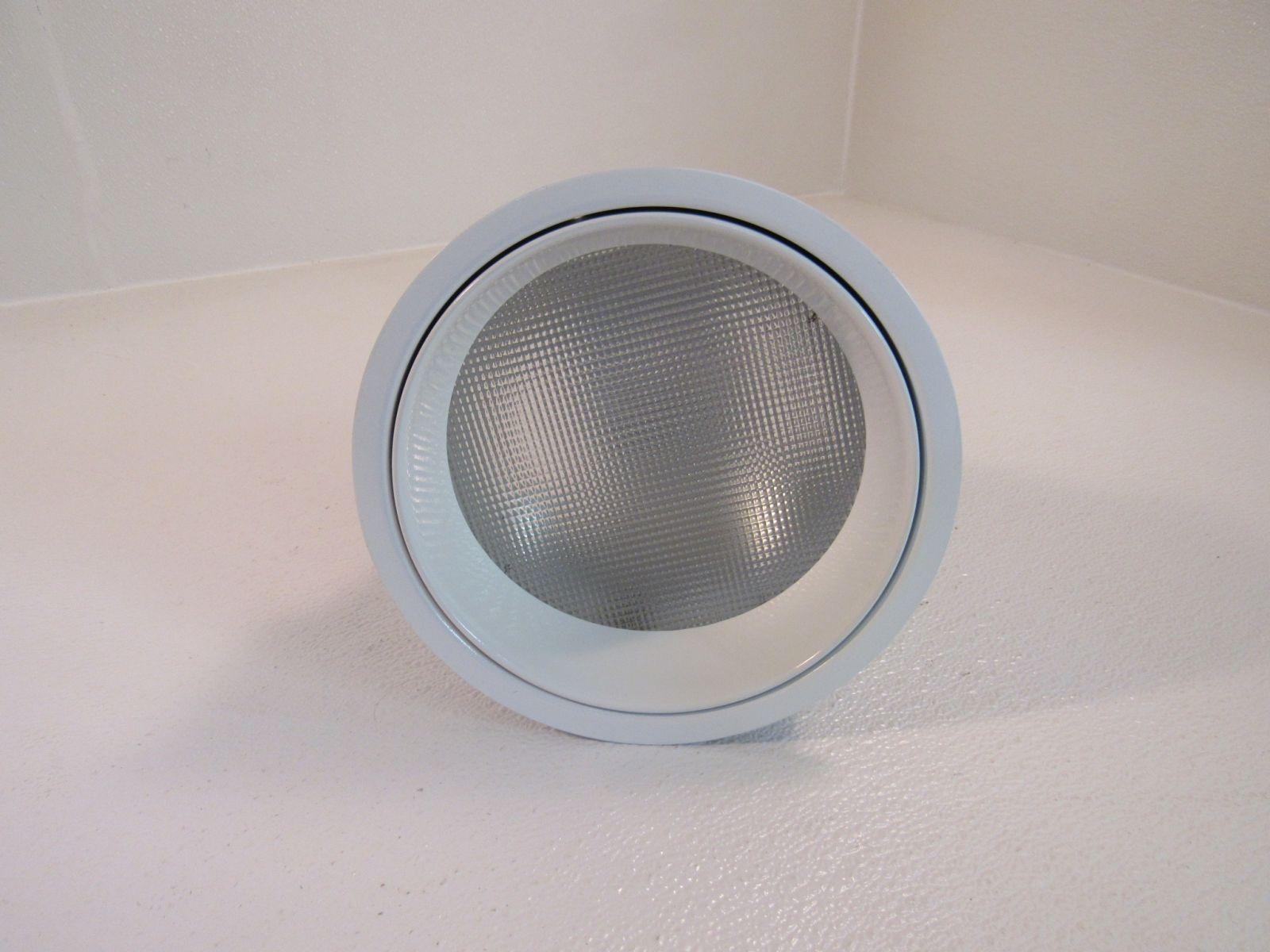 Lithonia Regressed Splay Tempered Prismatic Lens White LGF 2 7RW T73 Trim 944208