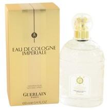 Imperiale By Guerlain Eau De Cologne Spray 3.4 Oz - $46.99