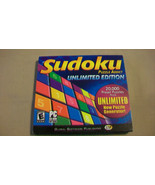 Sudoku Puzzle Addict Unlimited Edition from GSP for PC, windows 98/2000/... - $11.14