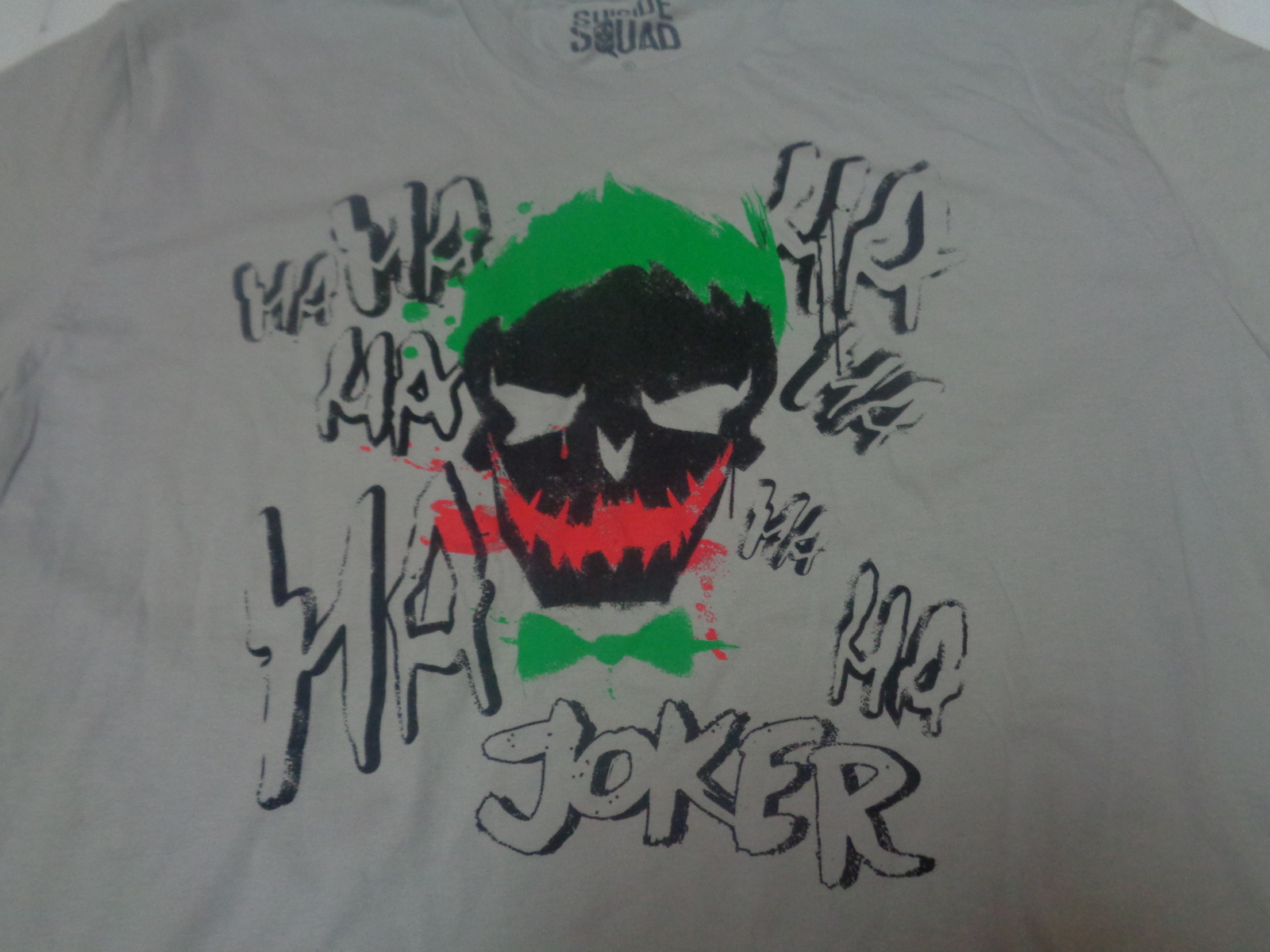 Suicide Squad Movie Joker T-Shirt NEW Sz XL Free Shipping