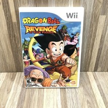 Dragon Ball: Revenge of King Piccolo Nintendo Wii Complete Tested Ships ... - $19.79