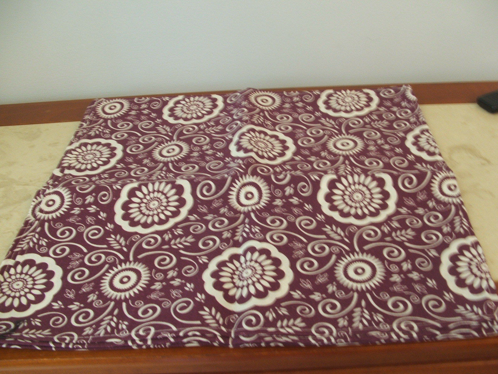NWT BARCELONA Purple  $ 28.99  Cloth Napkins Set 4  by J. C. Penny Home