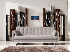 Divani Casa Tejon Modern Beige Fabric Sofa Bed - €696,59 EUR